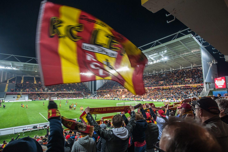 L'ambiance au stade Bollaert