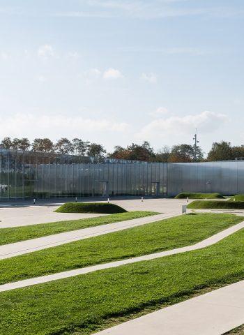 Le musée-parc du Louvre-Lens