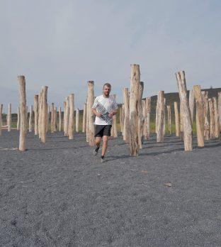 Laurent Lempereur coach de l'Arena terril trail