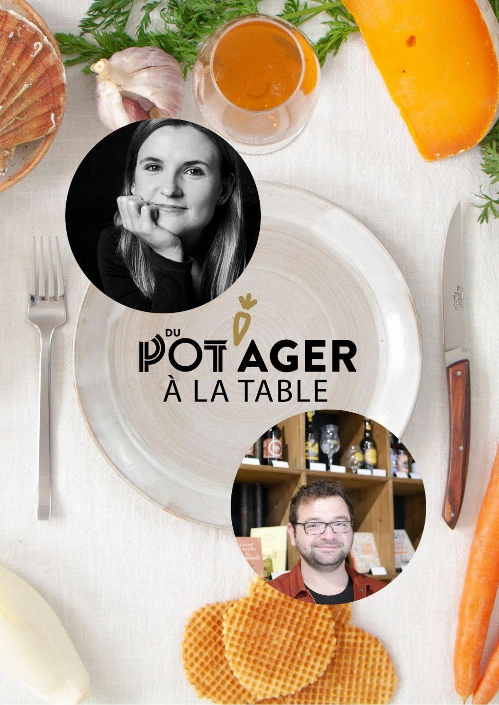 Justine et Tino ont testé du Potager à la Table