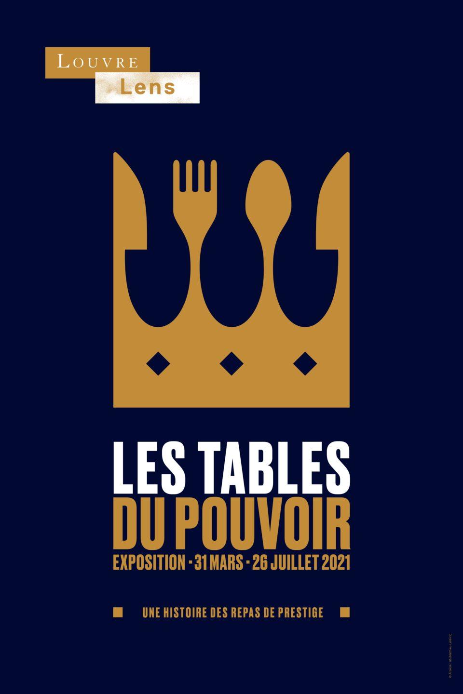 Les Tables du pouvoir - Louvre-Lens