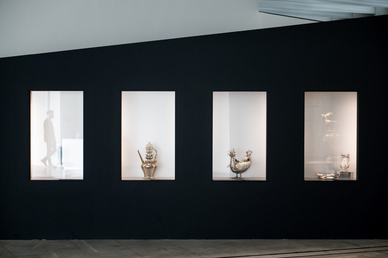 Exposition Les Tables du pouvoir Louvre-Lens