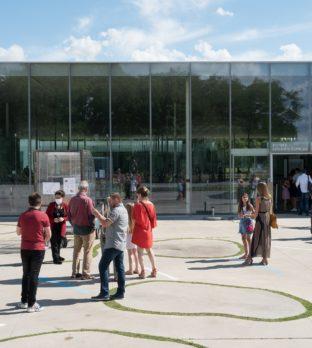 Réouverture du Louvre-Lens