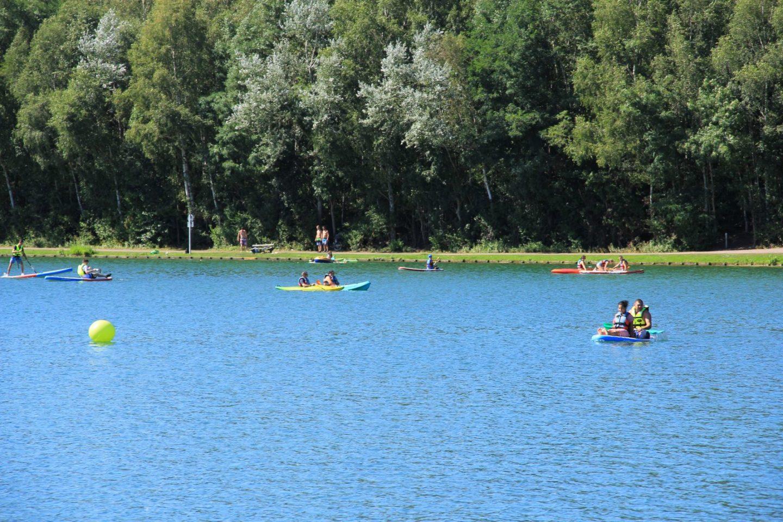 Plan d'eau du parc Marcel Cabiddu