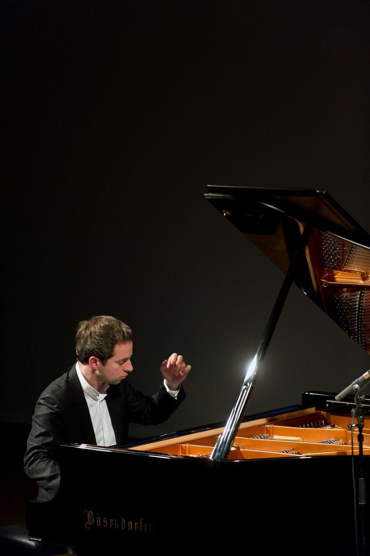 Bertrand Chamayou présent au festival Muse & piano
