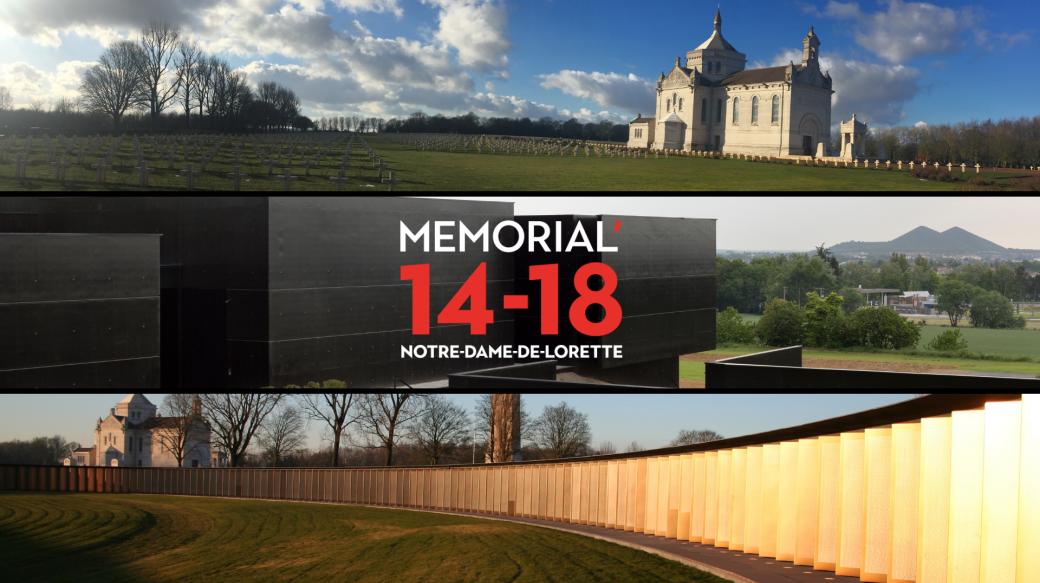 Mémorial'14-18 Notre-Dame de Lorette